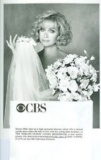 DONNA MILLS THE WORLD'S OLDEST LIVING BRIDESMAID ORIGINAL 1990 CBS TV PHOTO