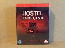 Hostel 1-3 (Blu-ray) *BRAND NEW*