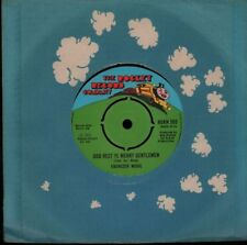 "Ebenezer Moog(7"" Vinyl)God Rest Ye Merry Gentleman/Silent Night-The Roc-G/VG+"
