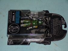 STAR WARS CLONE COMMANDER DOOM 3.75 in THE BLACK SERIES #13 MOSC