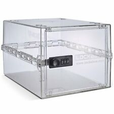 Lockabox One   Compact and Hygienic Lockable Box for Food, Medicines and Home