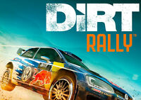 Dirt Rally PC Steam Code Key NEW Download Game Fast Region Free