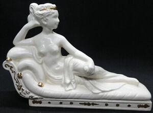 Pauline Bonaparte as Venus Victrix by Antonio Canova Figurine