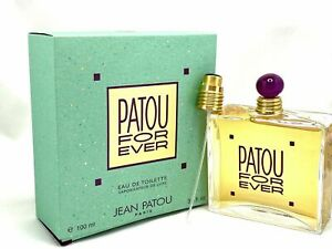 Patou Forever 3.4 fl oz Vintage Eau De Toilette Spray For Women By Jean Patou