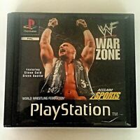 WF War Zone, PlayStation 1 (PS1) Acclaim Sports (3+) Black Label Fast Dispatch