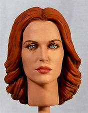 1:6 Custom Head of Gillian Anderson as Dana Scully V2 from The X-Files Season 11