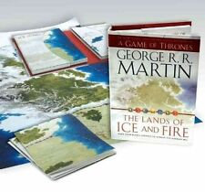 Lands of Ice and Fire Maps From King's Landing to Across The Narrow Sea by Mar