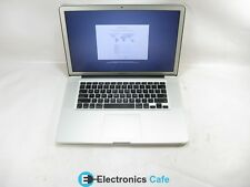 "Apple MacBook Pro A1286 6,2 15.4"" Matte LCD 2.8GHz Core i7 4GB DDR3 500GB Sierra"