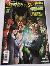 1x Comic DC - Identity Crisis - Batman & Superman - Nr. 2