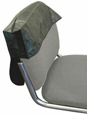 "DMI Professional Salon Chair Back Covers Waterproof Black 24"""