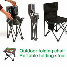 Outdoor Stool Seat with Bag Portable Folding Chair Camping Fishing Picnic Travel