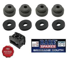 RUBBER FRONT END MOUNT KIT SUITS EH HOLDEN WITH A HR FRONT END RARE SPARES