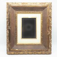 Vintage Ornate Gold Picture Frame for 7x9