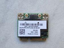 Broadcom BCM94352HMB Dual Band AC Wireless WiFi BT Card AzureWave DW 1550 -W32