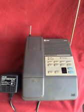 AT&T 5635 Cordless Landline Phone with Answering Machine Vintage 5.D2