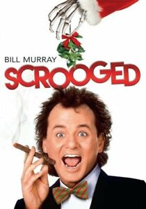 Scrooged DVD NEW
