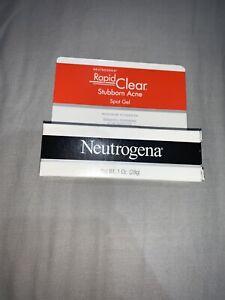 Neutrogena, Rapid Clear, Stubborn Acne Spot Gel, Maximum Strength, 1 oz (28 g)