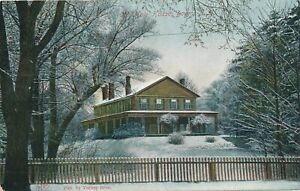 DOVER NH – Old Hale House - udb (pre 1908)