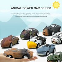 Pull Back Cars Mini Animal Cars Vehicles Set Boys Toddlers Girls Kids Gifts Toy