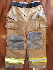 Firefighter Turnout Bunker Pants Globe 42x32 G Extreme Halloween Costume