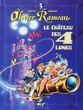 BD prix réduit Olivier Rameau Le château des 4 lunes  Editions Joker