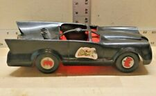 "Vintage 1974 Mego Batmobile 13"" Toy Car for 8"" Batman and Robin Action Figures"