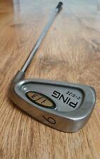 "Ping i3 O size 6 iron +1/2"" silver dot"