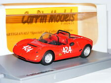 CarPin Models CP07 Fiat Abarth 2000 SP 1966 Camp Montagna #424 1/43