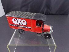 "CORGI ' OXO MEAT & DRINK ""  DIECAST truck"