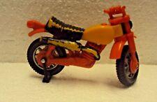 Vtg Dirt Bike Motor Cycle Tonka Toy Hong Kong 1970s With Truck Mount