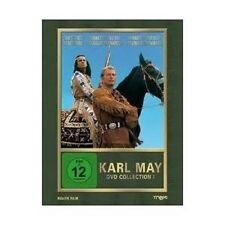 KARL MAY COLLECTION (1) JUMBO AMARAY 3 DVD NEU