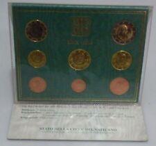Vatican, Coffret BU (Brillant Universel) de 1 Cent à 2 Euro Vatican, 2010