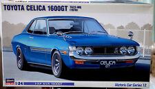 Hasegawa 21212 1970 Toyota Celica 1600 GT TA22-MQ 1:24