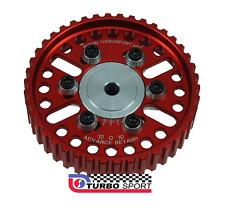 Vauxhall C20XE Vernier pulleys red top