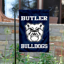 Butler Bulldogs Garden Flag and Yard Banner