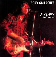 Rory Gallagher - Live in Europe [New Vinyl] 180 Gram