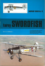 WARPAINT 12 FAIREY SWORDFISH WW2 ROYAL NAVY TORPEDO BOMBER STRINGBAG TARANTO BIS