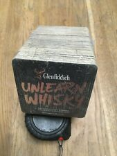 full pack Glenfiddich Unlearn Whisky Beermat - New