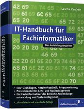 IT-Handbuch für Fachinformatiker: Für Fachinformatiker der Bereiche Anwendungsen