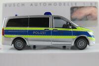 """Busch 51140 Mercedes-Benz Vito (2014) """"Autobahnpolizei NRW"""" 1:87/H0 NEU/OVP"""