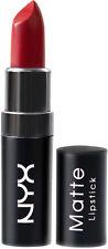 NYX Cosmetics Matte Lipstick Lip Color - Perfect Red
