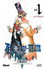 Collection de mangas D.Gray-Man - 5 premiers tomes - Glénat Manga