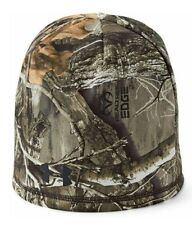 Under Armour Men's Scent Control Storm Fleece Beanie- RealTree Edge One Size, 07