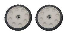 OEM Troybilt Front Drive Self Propel Wheel Lawnmower Wheels (set of2) 734-04018C