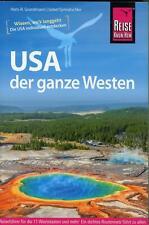 USA, der ganze Westen  Reiseführer  Deutsch Hans-R./Synnatschke Grundmann