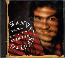 Manny Benito Para Siempre    BRAND  NEW SEALED CD
