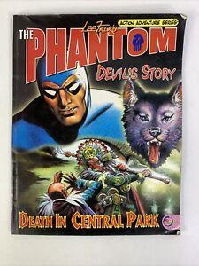 Lee Falk's The Phantom - Devils Story/Death In Central Park Egmont Comic RARE