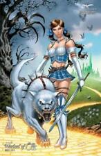 Grimm Fairy Tales Warlord of Oz #1 RARE DIAMOND ufficialmente Summit Exclusive