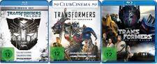 6 Blu-rays * TRANSFORMERS 1 - 5 (1-3 +4 +5) IM SET - Mark Wahlberg # NEU OVP +