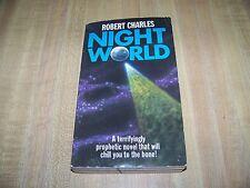 Night World by Robert Charles (mass market paperback)